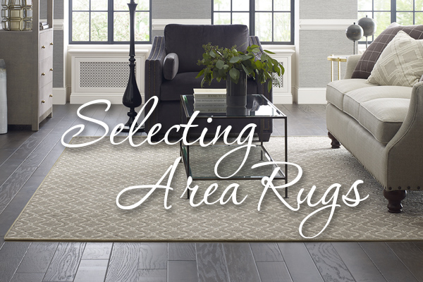 Selecting Area Rugs - Post Falls, Id